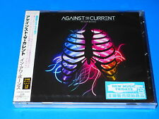 *2016 JAPAN AGAINST THE CURRENT IN OUR BONES CD w/2 BONUS TRACKS FOR JAPAN