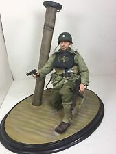 "1/6 DRAGON 2ND RANGERS CAPT.MILLER(TOM HANKS)""SAVING PVT.RYAN""+BEACH WW2 BBI"