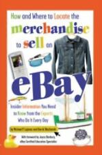Excellent condition How and Where to Locate the Merchandise to sell on Ebay