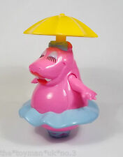 Fantasia - The Dancing Hippos Toy Figure - 12 cm Tall - Disney 2001 Cake Topper