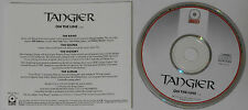 Tangier - On The Line (4:40) - 1989 Promo CD Single