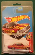 Hot Wheels - '63 Chevy II - Super Treasure Hunt - Unpainted Door Handle