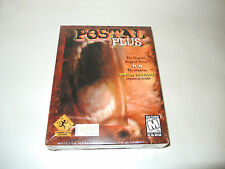 POSTAL PLUS new factory sealed big box PC game