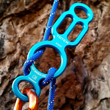 New Best Rappelling and Rigging Tool in one!  By Rock Exotica.  Rigging, Rescue