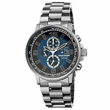 NEW Citizen Eco-Drive CA0500-51L  Nighthawk Titanium Chronograph Men's Watch