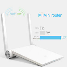 Official English Version Xiaomi MI WIFI Router Dual Band 1167Mbps USB support