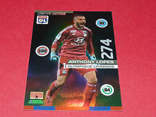 LOPES LYON OL PORTUGAL LIMITED EDITION FOOTBALL ADRENALYN CARD PANINI 2015-2016