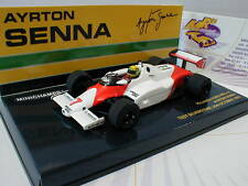 "Minichamps 540834307 # McLaren FORD MP4/1 "" A.Senna - Test Silverstone 83 "" 1:43"