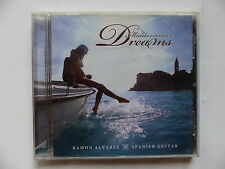 CD Album s/s Mediterranean dreams RAMON ALVAREZ Spanish guitar 39008
