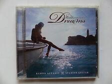 CD Album s/s Mediterranean dreams RAMON ALVAREZ Spanish guitar 39008