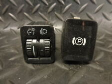 2010 VW PASSAT 2.0 TDI CR DPF 4DR HANDBRAKE & HEADLIGHT ADJUSTER SWITCH
