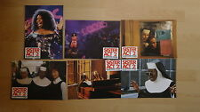 Q196 - 12x Aushangfotos SISTER ACT 2 Whoopi Goldberg/ Kathy Najimy/ Maggie Smith