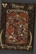 Disney World/Disneyland Pirates of the Caribbean Playing Cards, NEW Edition