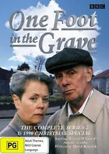 One Foot In The Grave : Series 2 (DVD, 2006)& CHRISTMAS SPECIALS LIKE NEW CONDIT