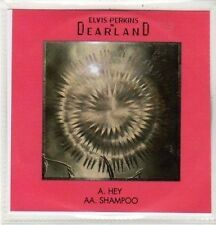 (CZ982) Elvis Perkins in Dearland, Hey / Shampoo - 2009 DJ CD