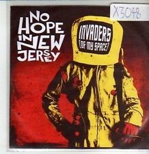 (CS300) No Hope in New Jersey, Invaders - DJ CD