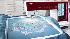 Pfaff Creative Sensation Pro II Sewing/Quilting & Embroidery machine.
