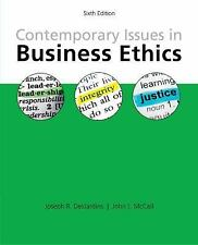 Contemporary Issues in Business Ethics