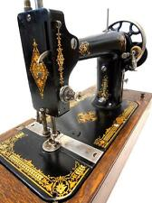 antigua maquina de coser singer ? FUNCIONA  very rare sewing machine