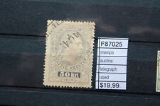 STAMPS AUSTRIA TELEGRAPH USED (F87025)