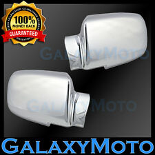 88-98 Chevy C+K 1500+2500+3500 Triple Chrome Plated Mirror Cover Overlay Trim