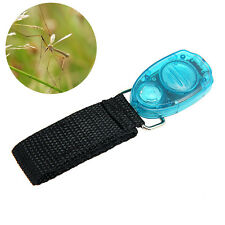 Ultrasonic Anti Mosquito Bug Repellent Wrist Band Bracelet Insect Nets Bug