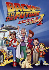 BACK TO THE FUTURE: THE ANI...-BACK TO THE FUTURE: THE ANIMATED SERIES - DVD NEW