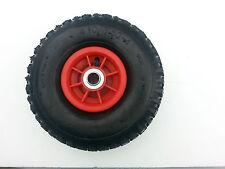 1 x Launching wheel Pneumatic wheels  20mm bearing 4.10/3.50-4   250mm width