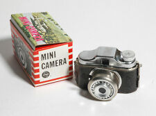 "Vintage Subminiature Spy Camera Hit-Type ""Mini Camera""+Box-WORKS-NEAT!!!"