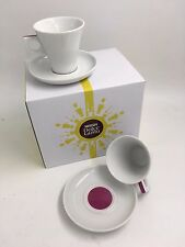 Nescafé Dolce Gusto 50ml  Espresso Cup & Saucers Set of 2