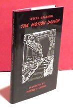 The Motion Demon by Stefan Grabinski - Ash-Tree Press-1/500-2005