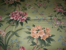 Concord Fabric s CAMERON Lg Floral Craft Sewing Decorator Upholstery Drapery 4Y