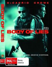 Body of Lies DVD NEW