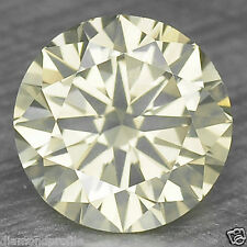 1.04 Cts UNTREATED LIGHT YELLOWISH GREEN COLOR NATURAL LOOSE DIAMONDS- SI2