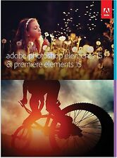 Adobe Photoshop Elements 15 & Premiere Elements 15 (PC/Mac) PC/Mac