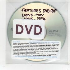 (FV700) The Features, Lions - 2010 DJ CD