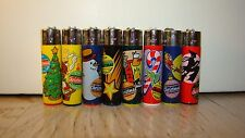 ACCENDINI SMOKING/FLAMI CHRISTMAS COLLECTION 1998-CLIPPER LIGHTERS-FLAMAGAS S.A.