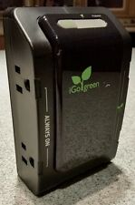 IGO Green Power Smart Wall 4-OUTLET Surge Protector 120V PM00012-0001