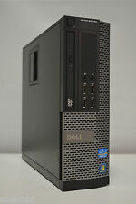 Dell Optiplex 790 SFF Intel i3 3.30 GHz 4GB DDR3 250GB WIN 7 DESKTOP PC UFFICIO