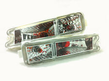 CRYSTAL FRONT BUMPER LIGHT LAMP FOR MITSUBISHI L200 STRADA ANIMAL 1995-2004