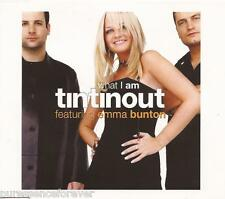 TIN TIN OUT ft EMMA BUNTON - What I Am (UK 3 Trk CD Single)