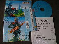 STEVE VAI / the ultra zone / JAPAN LTD CD OBI