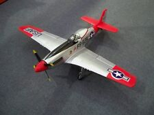 Unique gift RC model EPO P-51 Mustang airplane red fighter 1200mm big wingspan