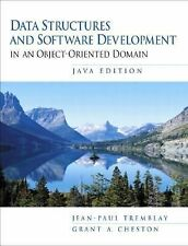Data Structures and Software Development in an Object Oriented Domain -ExLibrary