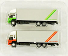 "Tomytec The Truck Collection ""2 Truck Set J"" 1/150 N scale"