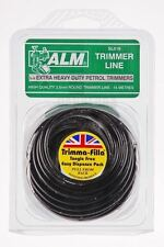 ALM SL019 Extra Heavy Duty Petrol Trimmer - Quality Strimmer Line - 3.5mm x 15m