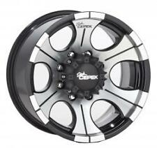 "15X10 DICK CEPEK DC-2 BLACK WHEEL 15"" 5X4.5"