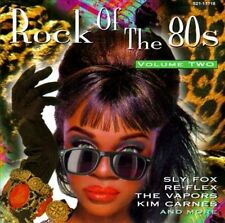Rock of the 80'S 2 sly fox vapors re-flex jellybean grace jones naked eyes was n