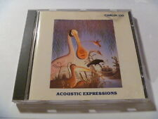 ACOUSTIC EXPRESSIONS ROSALIE COOPMAN + OTHER CARLIN RARE LIBRARY SOUNDS MUSIC CD