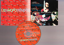 17.CD SINGLE WITH FREE BONUS CD.U2*MOFO REMIXES.AUSTRALIAN